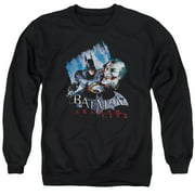 Arkham City Joke's On You! Mens Crewneck Sweatshirt