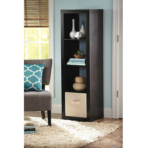 Better Homes and Gardens 4-Cube Organizer, Multiple Colors