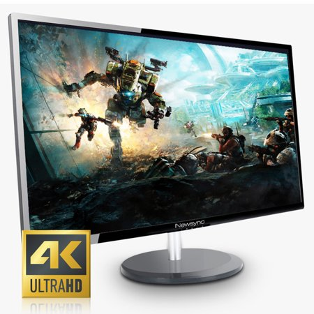 NEWSYNC B274K UHD HDR 4K 27 inch LED 3840 x 2160 UHD LG AH-IPS Panel,  Flicker-Free & Low Blue Light|AMD FreeSync|Chroma subsampling (4:4:4) With  HDMI