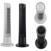 Vingtank Tower Fan Leafless Air Conditioning Cold Desk Decoration Cooling Tower Fan