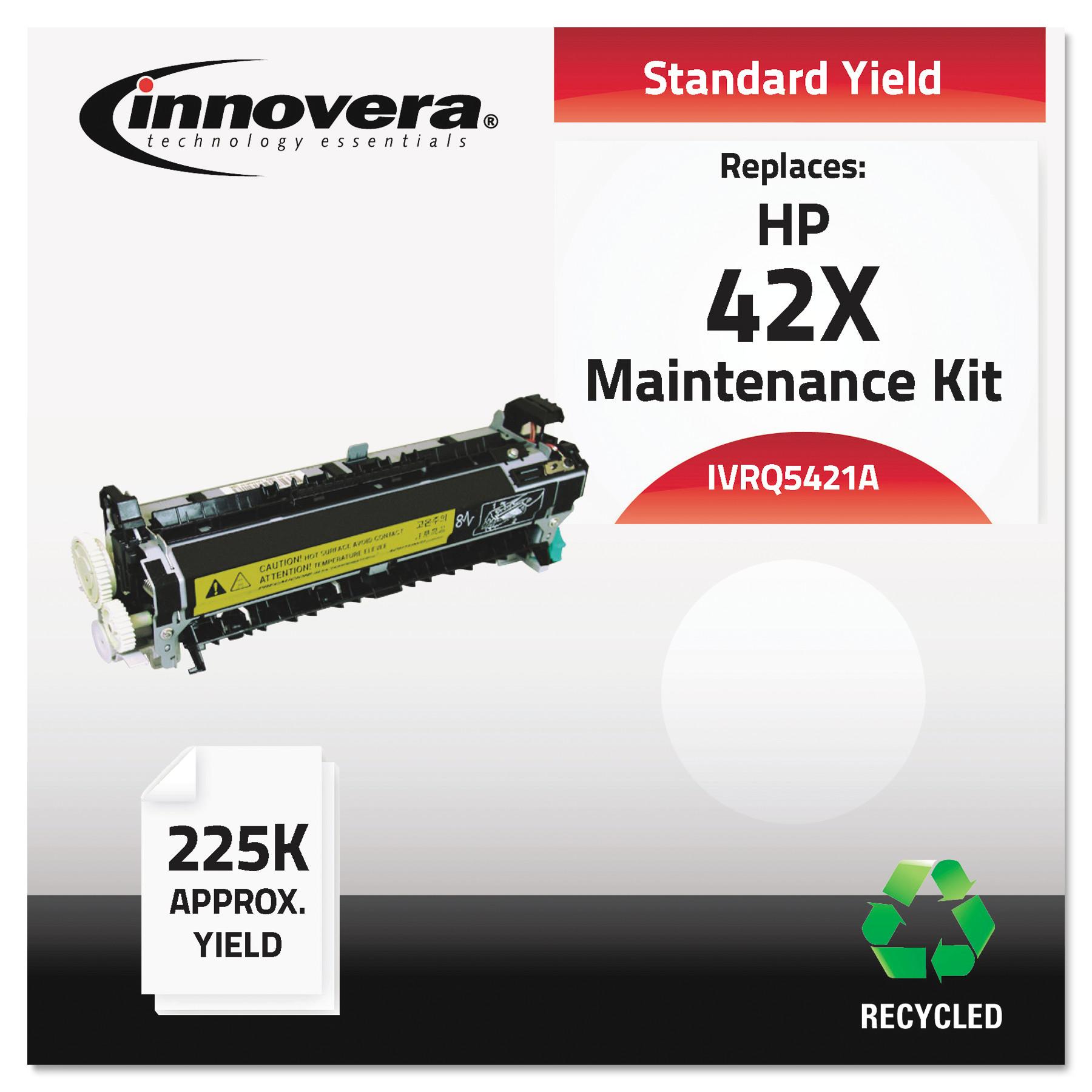 Innovera Remanufactured Q5421A (4250) Maintenance Kit