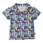 Zutano Polo Shirt Maritime, 24 Months