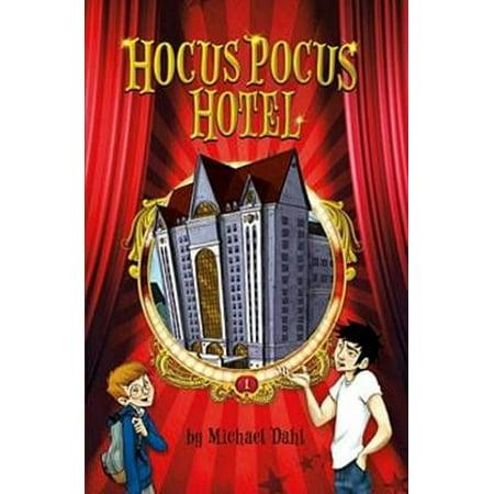 Hocus Pocus Hotel - Hocus Pocus Billy