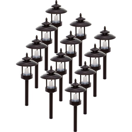 12 Pack Westinghouse Bronze 100 Lumen Low Voltage LED