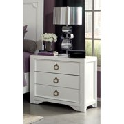 Coaster Furniture Furiani 3 Drawer Nightstand