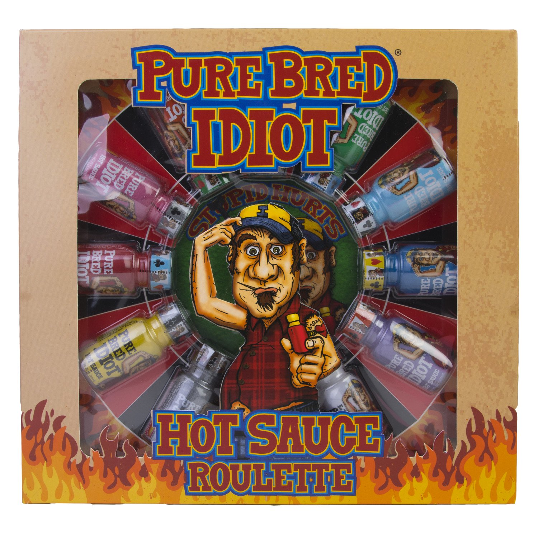 Hot Sauce Roulette