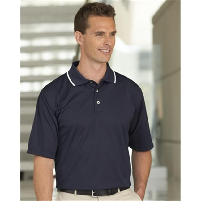 Hartwell Apparel 550 Moisture Management Polo with Contrast Tipping
