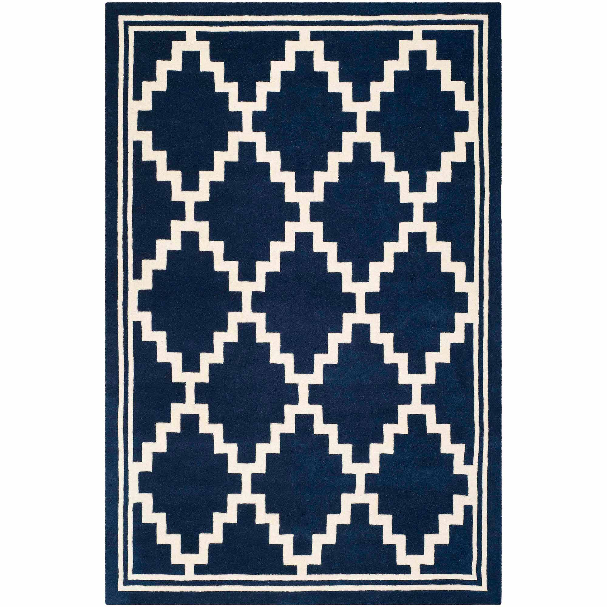 Safavieh Chatham Dustin Hand Tufted Wool Area Rug
