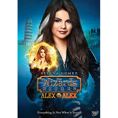 The Wizards Return: Alex vs. Alex (DVD) (Wizards Of Waverly Place Alex Vs Alex Cast)
