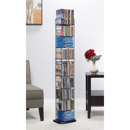 Media Storage Shelving Unit - Atlantic 53