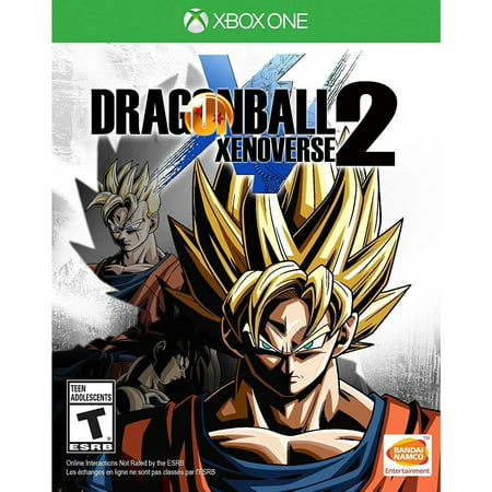 Bandai Namco Dragon Ball Xenoverse 2, Bandai/Namco, Xbox One, (Best Dragon Ball Z Game For Wii)
