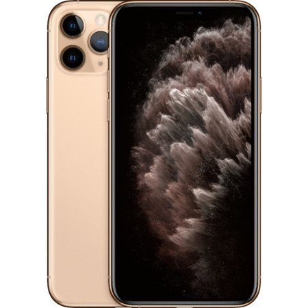 Apple iPhone 11 Pro 64GB Fully Unlocked (Verizon + Sprint + GSM Unlocked) - Gold