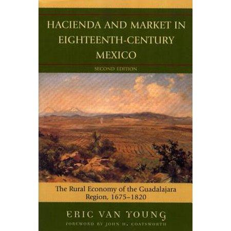 Hacienda and Market in Eighteenth-Century Mexico -