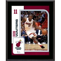 """Dion Waiters Miami Heat 10.5"""" x 13"""" Sublimated Player Plaque"""