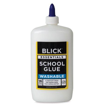 Blick Washable Glue - 16 oz, White