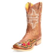 Tin Haul Western Boots Mens Stink Eye Brown 14-020-0007-0041 BR