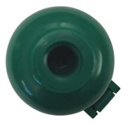 HAWS 0002974804 Eyewash Head, ABS Green Plastic