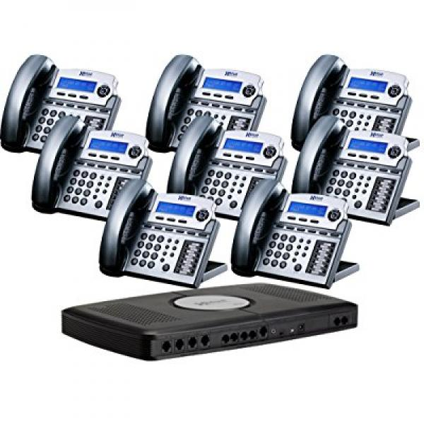 Xblue Networks X16 6-Line Small Office Phone System with ...