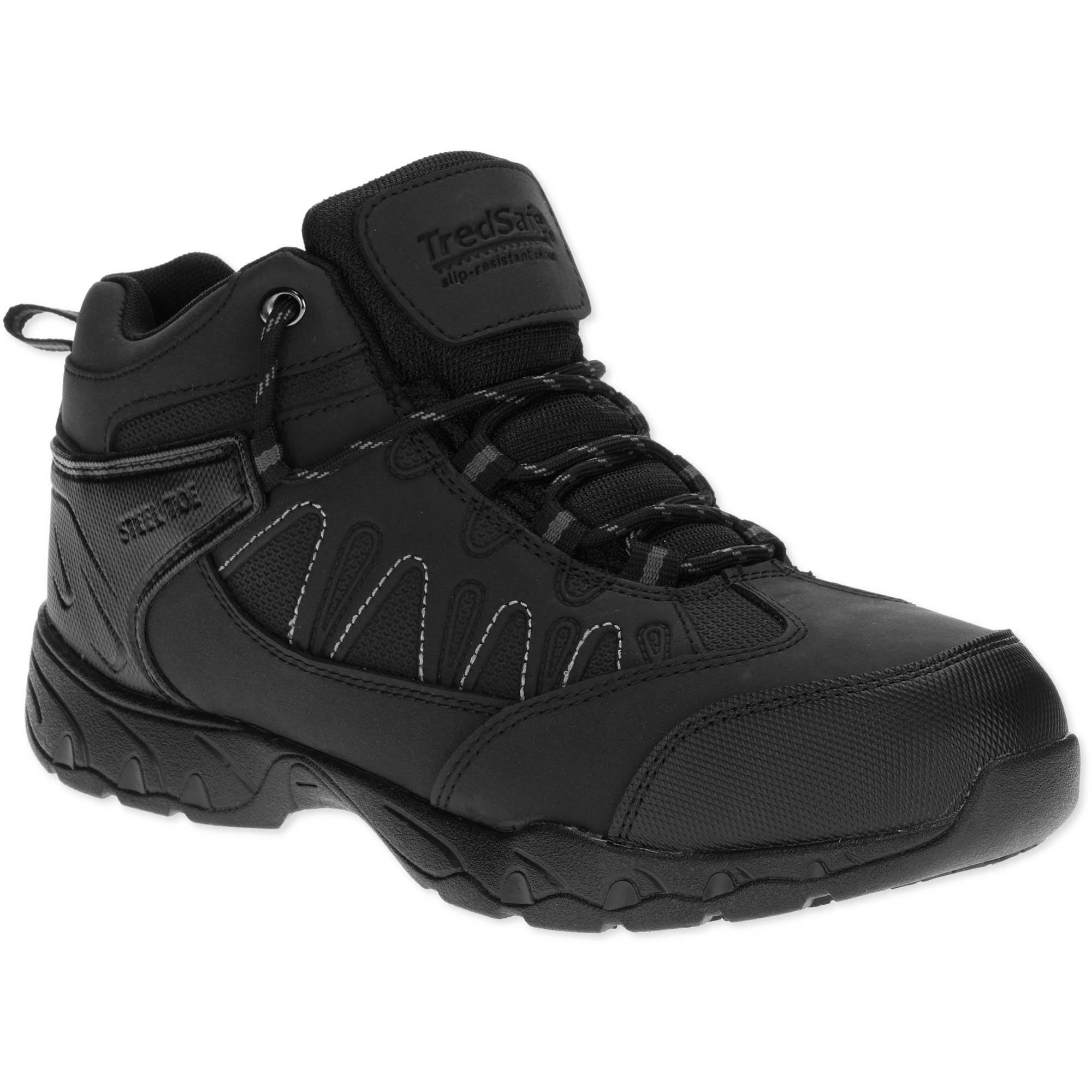 Tredsafe Menu0027s Axel Slip Resistant Athletic Shoe