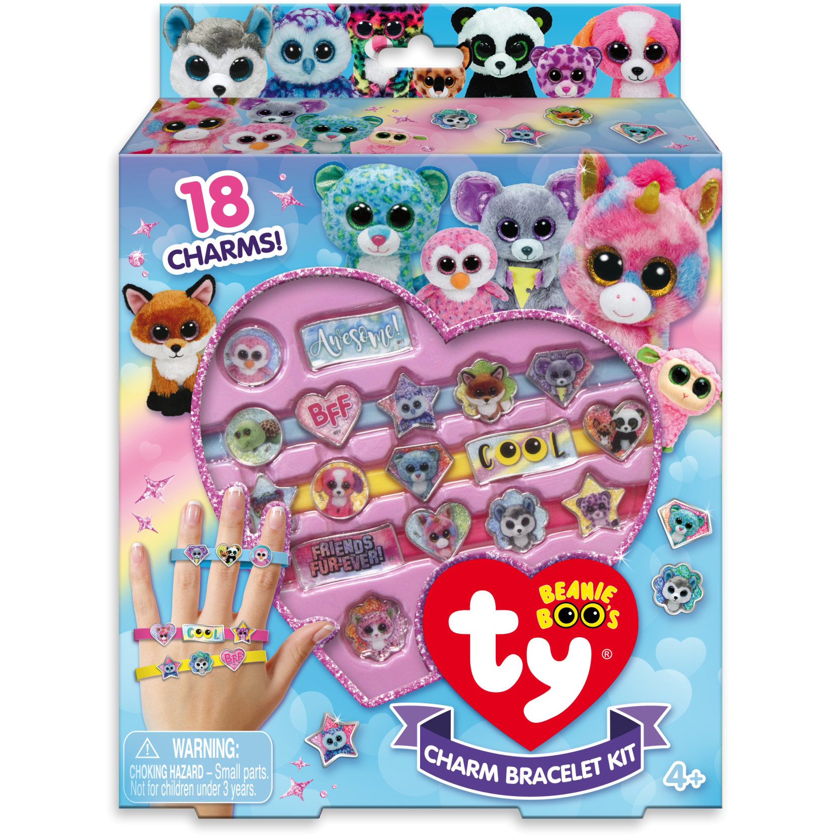 TY BEANIE BOOS - ty Beanie Boos Mini Bracelet Maker - Walmart.com 15f8c92a454