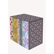 Jane Austen: The Complete Works 7-Book Boxed Set : Classics hardcover boxed set