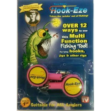 Hook-Eze Twin Pack (Blue Fish Hooks)