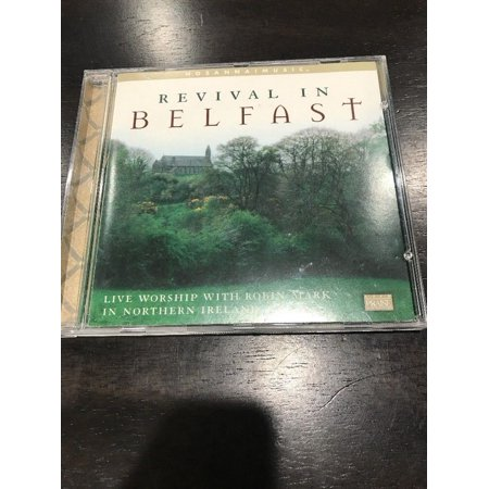 Music Video Distribution (Revival in Belfast by Robin Mark (CD, May-2003, Sony Music Distribution (USA)))
