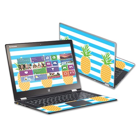 new style 57e81 f7a16 MightySkins Protective Vinyl Skin Decal for Lenovo IdeaPad Yoga 2 Pro 13.3
