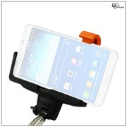 """iPhone and Android Adjustable Holder Bracket for Standard 1/4""""-20 Tripod Mount Monopod for Photography and Video by Loadstone Studio WMLS0418"""
