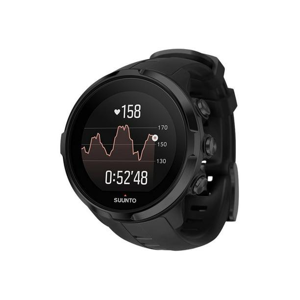 Suunto Spartan Sport Wrist HR Watch, Black