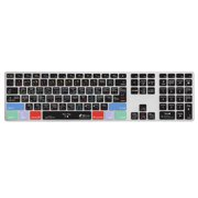 KB Covers Logic Pro 9 Keyboard Cover for Apple Ultra-Thin Keyboard w/ Num Pad (LOG-AK-CC-2)