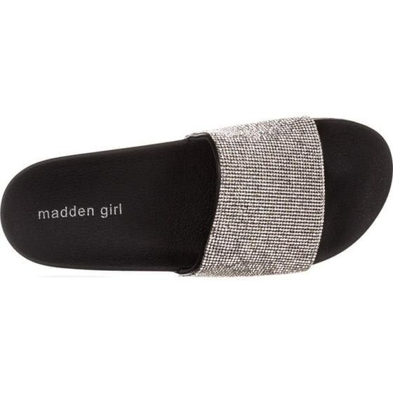 63b766910 madden girl - Womens madden girl Fancy Slide Sandals