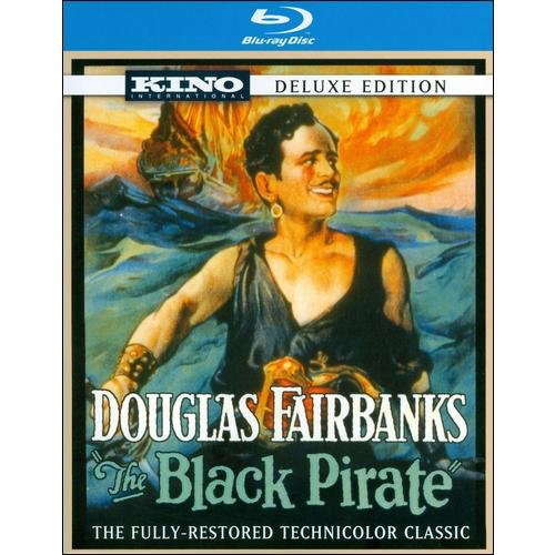 The Black Pirate (Deluxe Edition) (Blu-ray) (Full Frame)