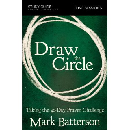 Draw the Circle Study Guide : Taking the 40 Day Prayer Challenge](31 Days Of Halloween Challenge)
