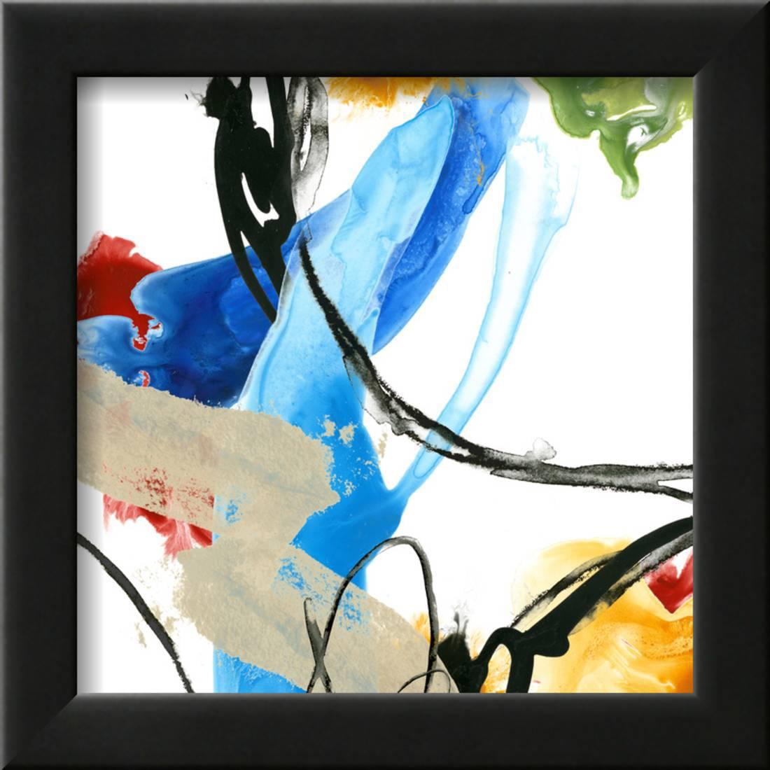 Formulation ii framed print wall art by june vess