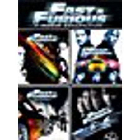 Fast   Furious 4 Movie Collection