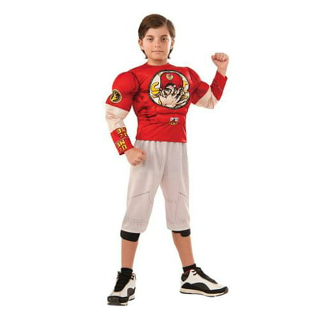 WWE Muscle Chest John Cena Wrestler Costume Child