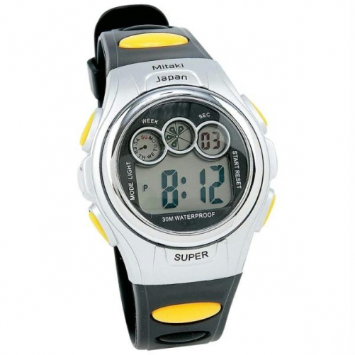 Mitaki-japan Mens Digital Sport Watch