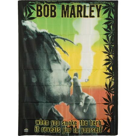 Bob Marley - Poster Flag