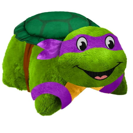 Pillow Pets TMNT Donatello Plush 16