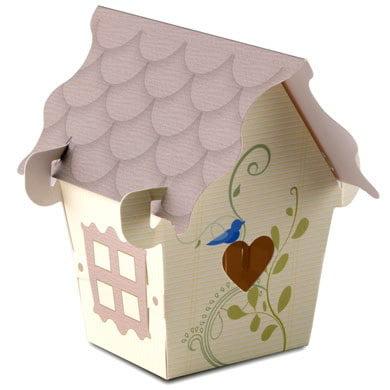 Small Bird House Wedding Favors