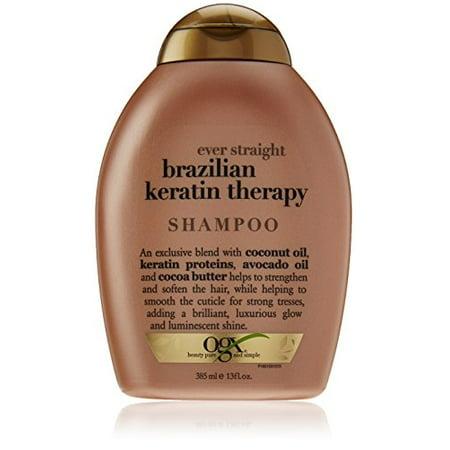 Organix Ever Straight Brazilian Keratin Therapy Shampoo 13