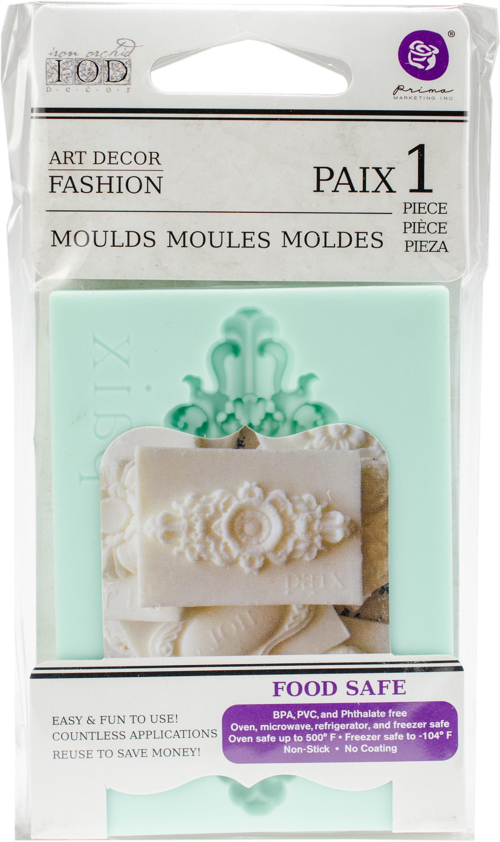 Prima Marketing Decor Mould 2.5x3.5-Paix