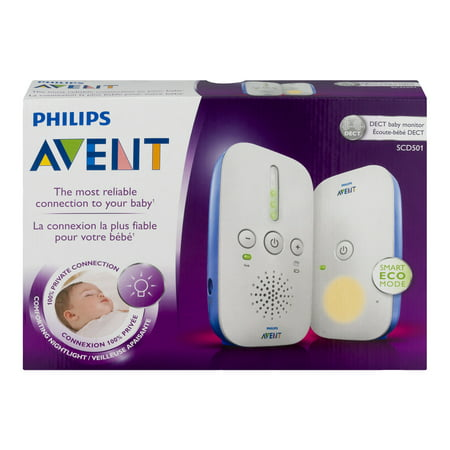 philips avent dect audio baby monitor scd501 10. Black Bedroom Furniture Sets. Home Design Ideas