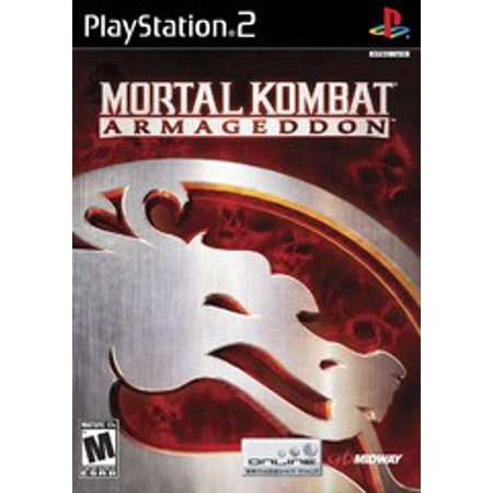 Mortal Kombat Armageddon - PS2 Playstation 2
