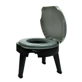 Portable Camp Toilet - Camping Commode - Walmart.com