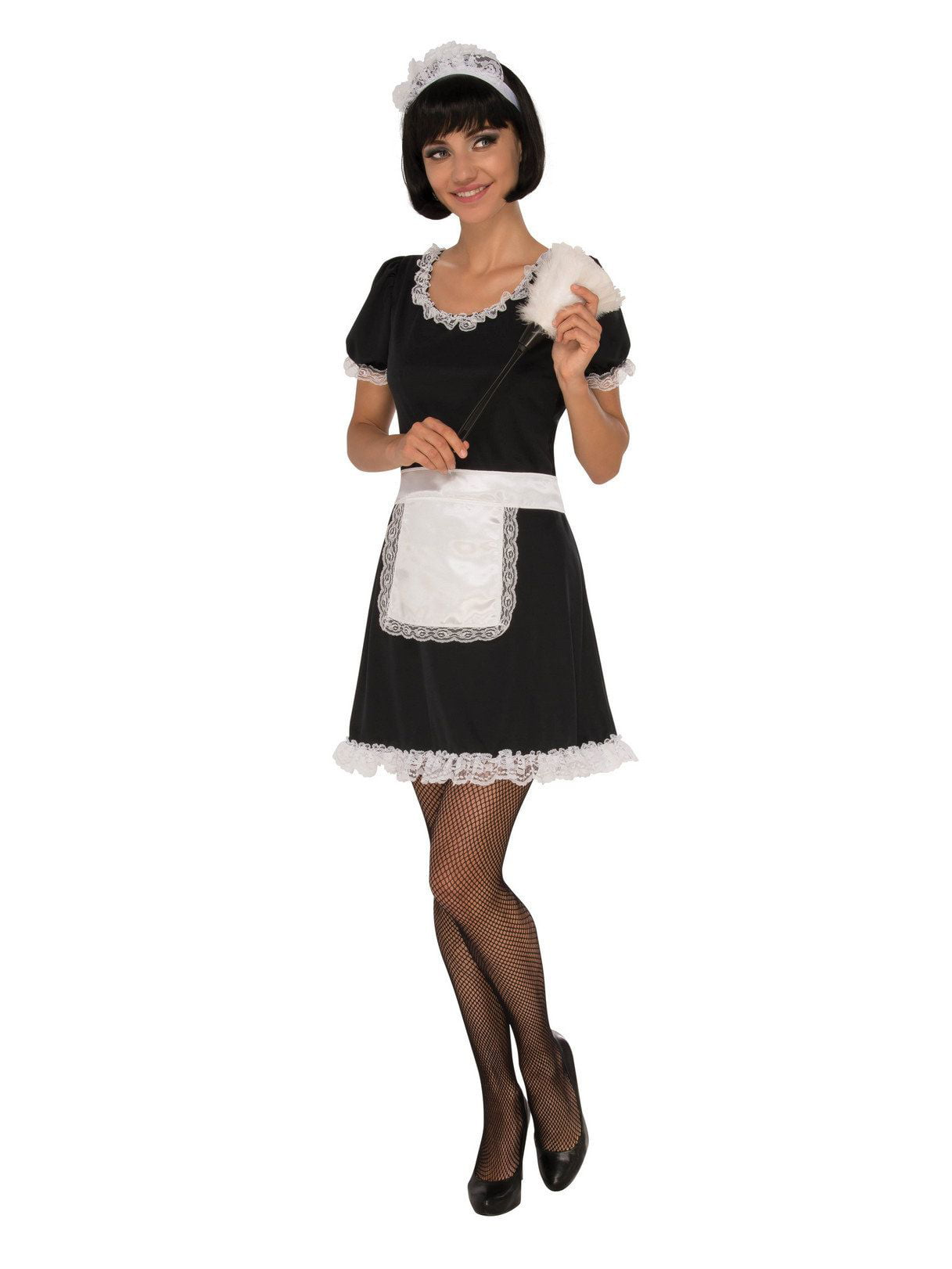 Authentic french maid uniform