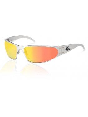 4bfeb3ccbd Product Image Wraptor CHROME Aluminum Scratch Resistant Sunburst Lens  Sunglasses. Gatorz