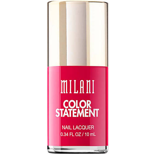 Milani Color Statement Nail Lacquer, Red Label, 0.34 fl oz
