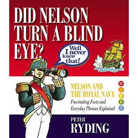 Well I Never Knew That! : Did Nelson Turn a Blind (Nelson Eye)